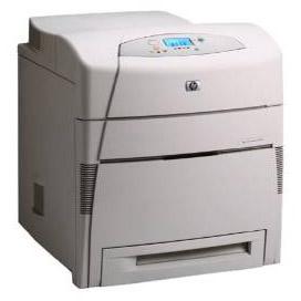 HP Color LaserJet 5500dn printer