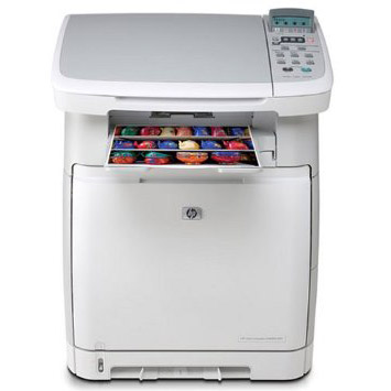 HP Color LaserJet CM1017 printer