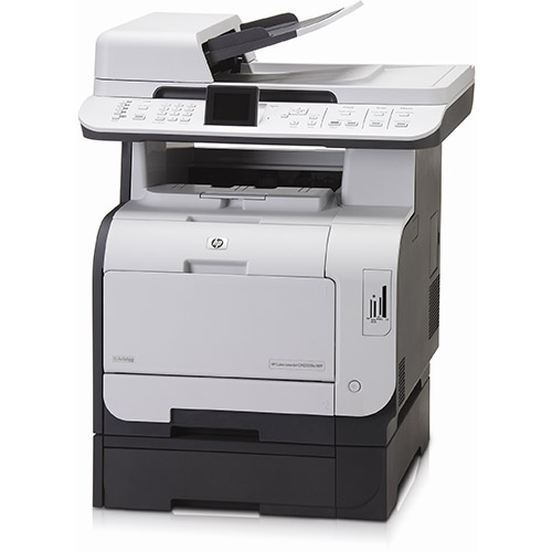 HP Color LaserJet CM2320fxi printer