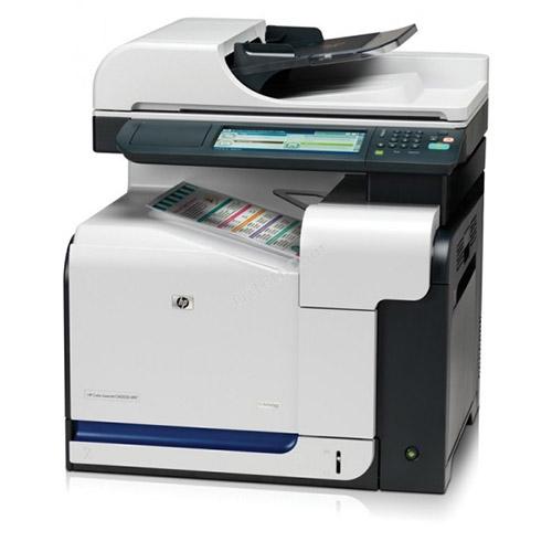 HP Color LaserJet CM3530fs printer
