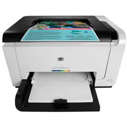 HP Color LaserJet CP1025nw printer