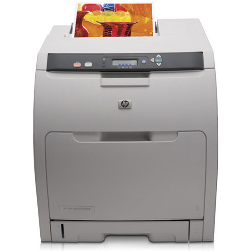 HP Color LaserJet CP3505n printer