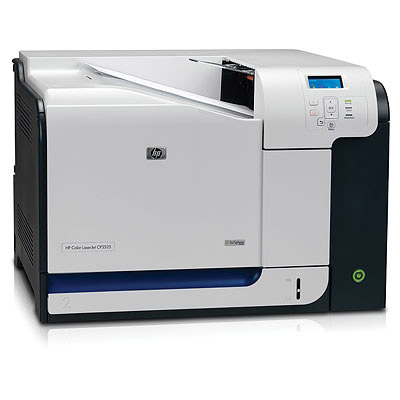 HP Color LaserJet CP3525 printer