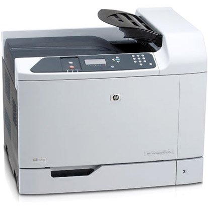 HP Color LaserJet CP6015de printer