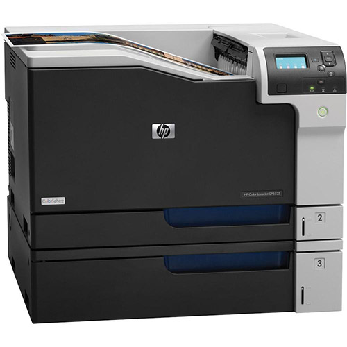 HP Color LaserJet Enterprise CP5525 printer