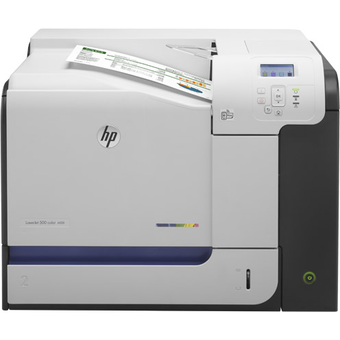 HP Color LaserJet Enterprise M551dn printer