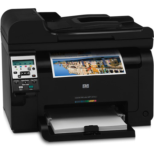 HP Color LaserJet Pro 100 M175a printer