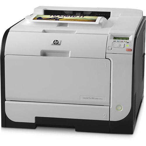 HP Color LaserJet Pro 400 M451nw printer