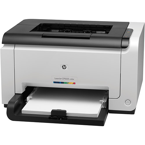 HP Color LaserJet Pro CP1025nw printer