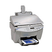 HP ColorCopier 290 printer