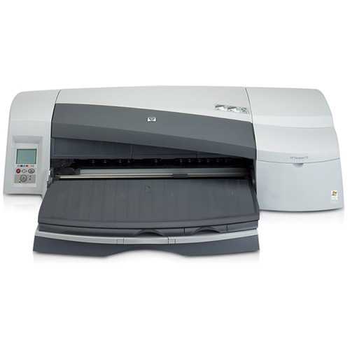 HP DesignJet 100 printer