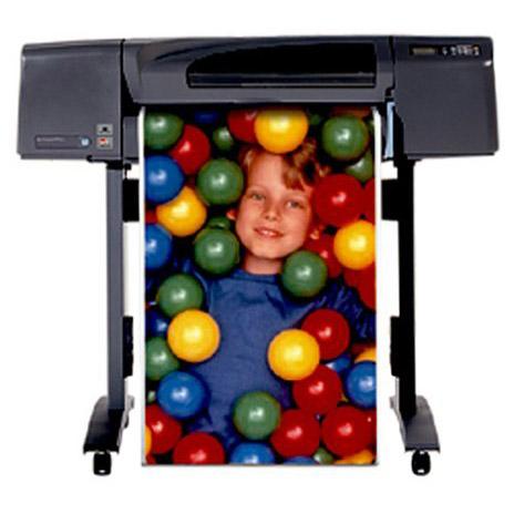 HP DesignJet 800ps printer