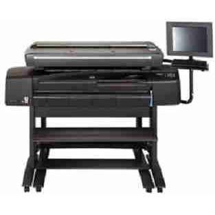 HP DesignJet 815 printer