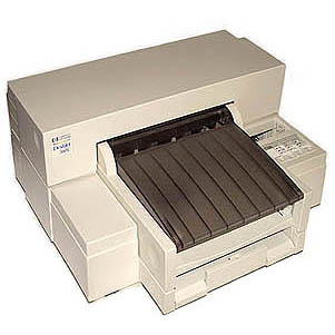HP DeskJet 550c printer
