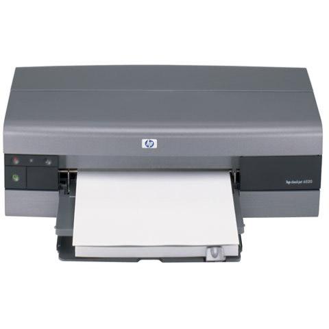 HP DeskJet 6520xi printer