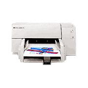 HP DeskJet 672c printer