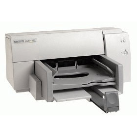 HP DeskJet 697c printer