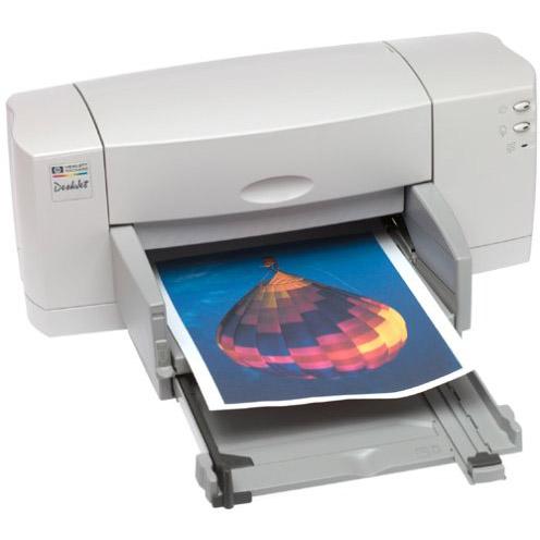 HP DeskJet 845cvr printer