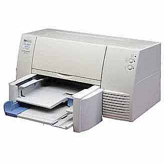 HP DeskJet 855c printer