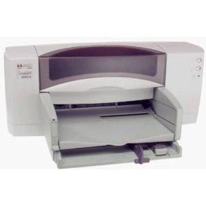 HP DeskJet 895c printer