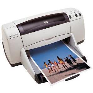 HP DeskJet 940cvr printer