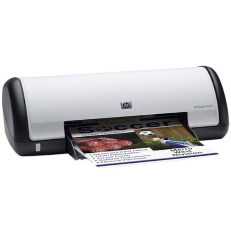 HP DeskJet D1455 printer