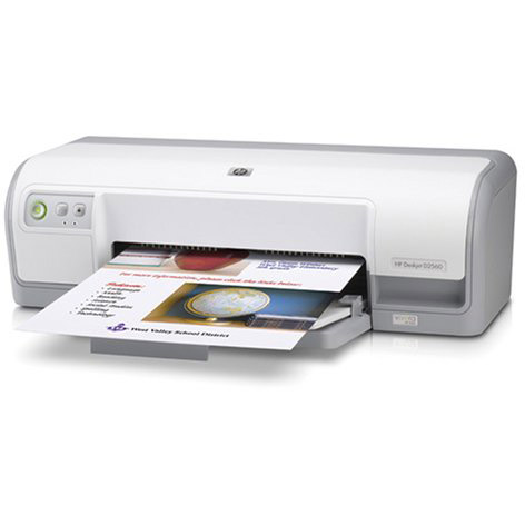 HP DeskJet D2560 printer