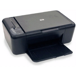 HP DeskJet F2493 printer