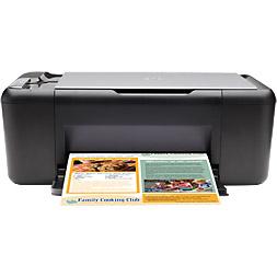 HP DeskJet F4435 printer
