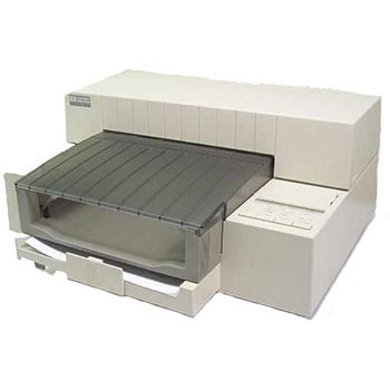 HP DeskWriter 500c printer