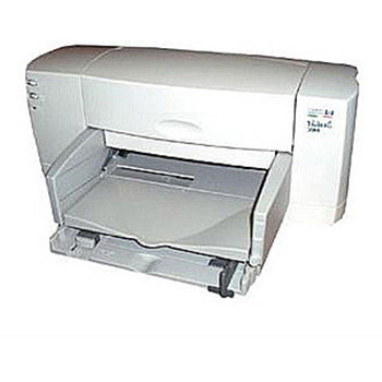 HP DeskWriter 550c printer