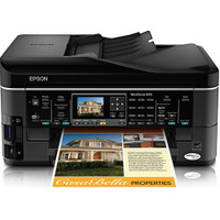 Epson WorkForce 645 printer
