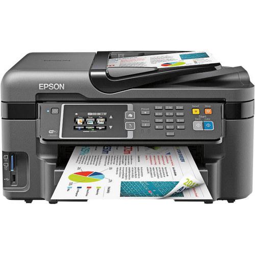Epson WorkForce WF3620 printer