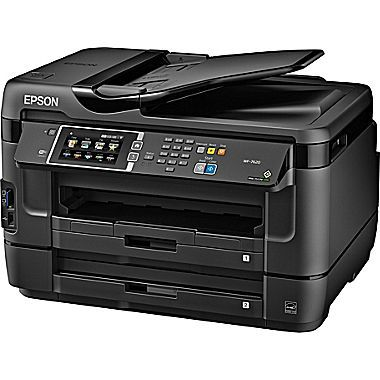Epson WorkForce WF7620 printer