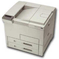 HP LaserJet 8050wx printer