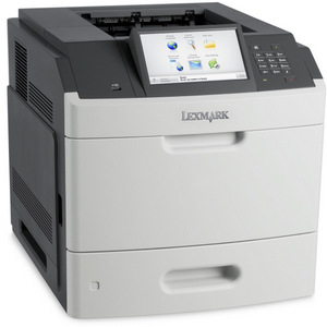 Lexmark MS812de printer