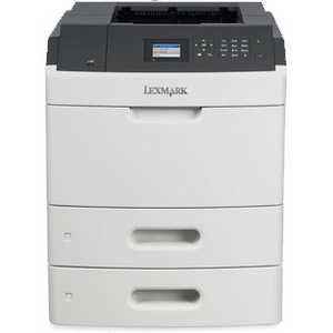 Lexmark MS812dtn printer