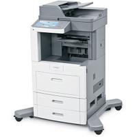 Lexmark X658dte printer