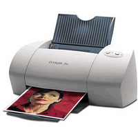 Lexmark Z45 printer