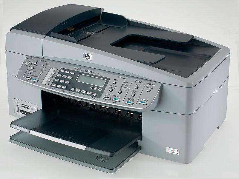 HP OfficeJet 6310xi printer