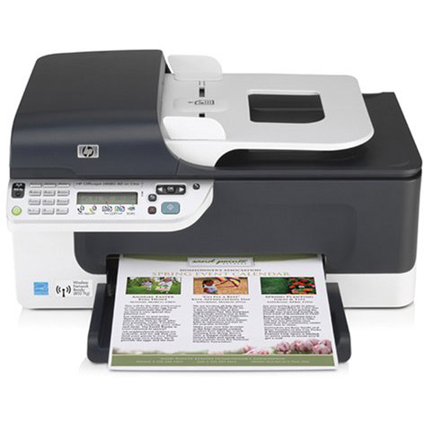 HP OfficeJet J4550 printer