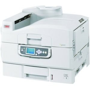 Okidata Oki-C9600hdn printer