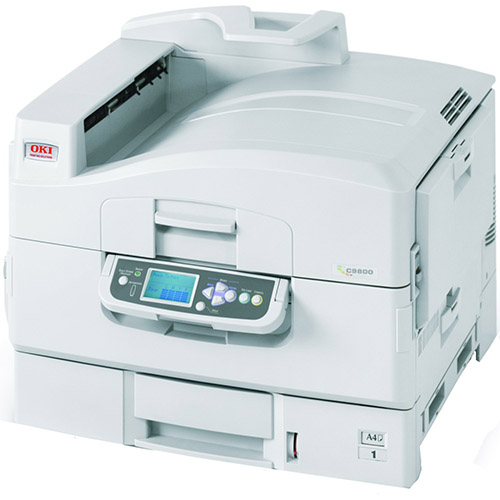 Okidata Oki-C9800hdn printer
