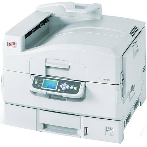 Okidata Oki-C9800hn printer