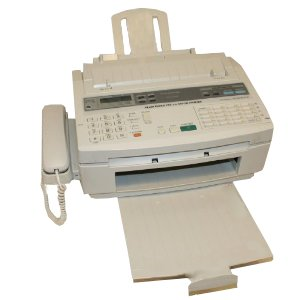 Panasonic PanaFax-KXF1650 printer