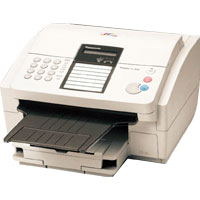 Panasonic PanaFax-UF344 printer