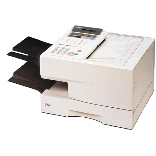 Panasonic PanaFax-UF550 printer