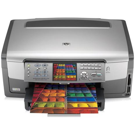 HP PhotoSmart 3310xi printer