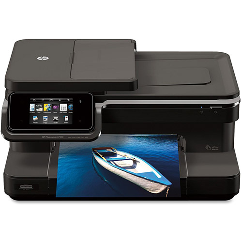 HP PhotoSmart 7510 E AIO printer