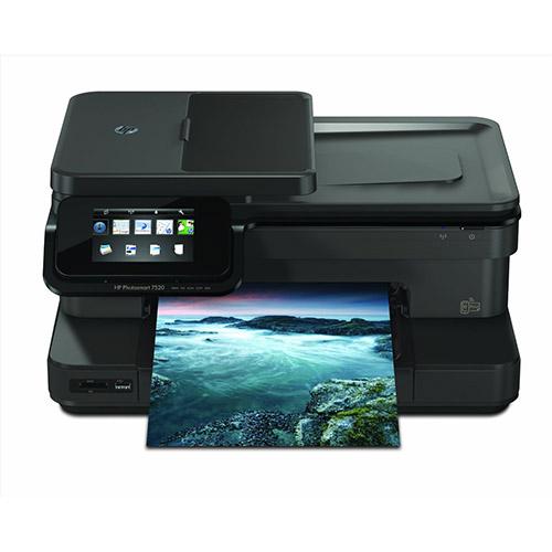 HP PhotoSmart 7525 E AIO printer